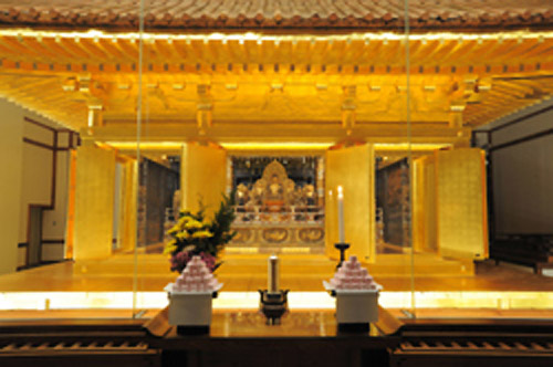 中尊寺金色堂の画像 p1_20